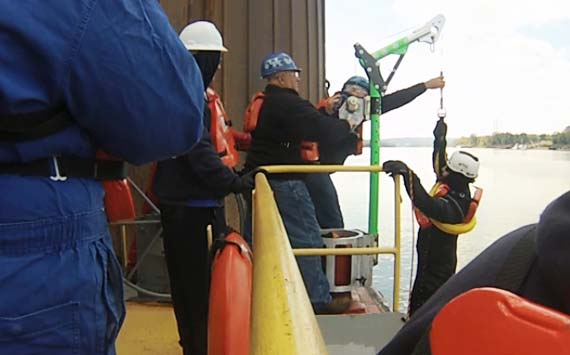 Man Overboard Services & Training